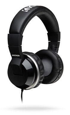 Kicker Cush - Ultra-Comfort Headphones