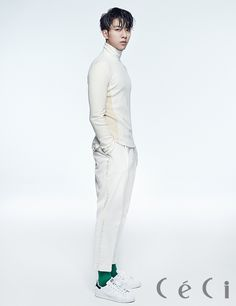 2014.10, CeCi, CNBLUE, Lee Jungshin