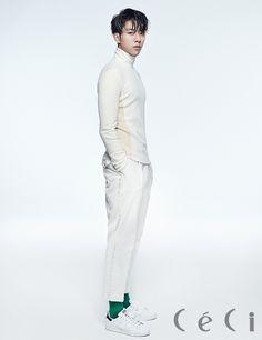 Jung Shin - Ceci Magazine October Issue '14