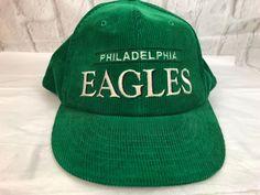 buy popular daad9 9a53c Starter Philadelphia Eagles Green Corduroy Vintage SnapBack Baseball Cap   Starter  PhiladelphiaEagles Fsu Baseball Schedule