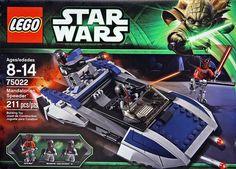 LEGO Star Wars 75022 - Mandalorian Speeder   Flickr - Photo Sharing!