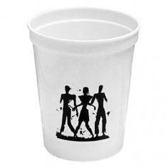 """Zombie """"Horde"""" 16oz Cups (Each)"""