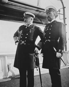 The Royal Collection: King Edward VII and Tsar Nicholas II