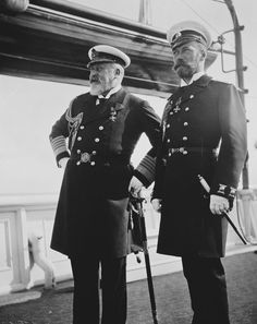 The Royal Collection: King Edward VII and Tsar Nicholas II