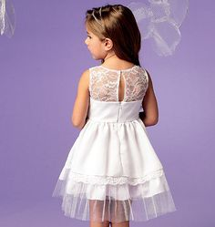 M6685   Girls/Girls' Dresses   Girls/Boys   McCall's Patterns