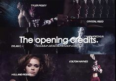 """""""Reasons to love teen wolf"""" YES!! these opening credits are THE BEST!!! i thought I was crazy to like them so much!!"""