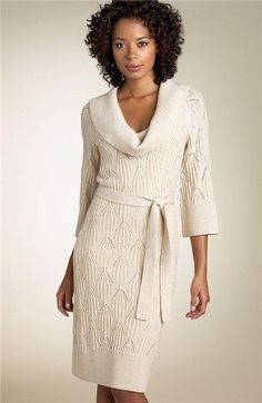 Hand Knit  Women dress,sweater coat aran jacket women made to order hand knitted women's dress sweater cardigan pullover clothing handmade