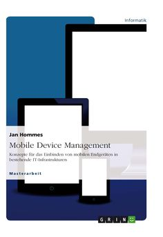 Mobile Device Management GRIN: http://grin.to/pKJMl Amazon: http://grin.to/74Wyt