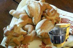 Pane ferrarese  - Pain Italienne Ferrarese - Bread of Ferrara Italy