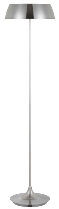<p> Fine Quality Heavy Metal Floor Lamp, Sleek And Contemporary</p>