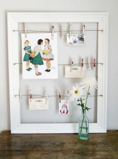 Ideas To Display Family Photos On Your Walls11 600x810 How to hang family photos on wall