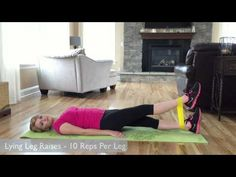 Resistance Band Loop Exercises - Lower Body Workout http://flexactivesports.com - In this exercise video you'll learn how to use Resistance Loop Bands for targeting the lower body. The workout targets Glutes, ...