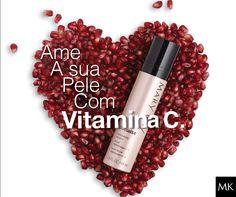 Sabia que a Vitamina C é um antioxidante benéfico para a pele? Saiba mais em: http://www.marykay.pt/pt-PT/Cuidado-da-Pele/Coleccao/TimeWise/Serum-Renovador-+-C-TimeWise-/100743.partId?eCatId=10685