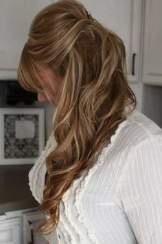 light brown hair with blonde highlights hair by melissa