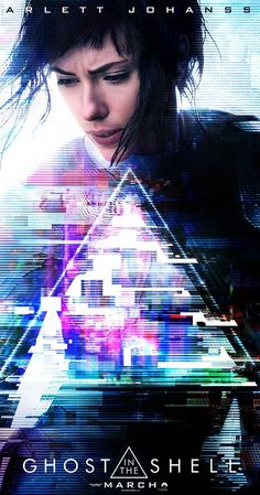 Directed by Rupert Sanders.  With Scarlett Johansson, Michael Pitt, Michael Wincott, Juliette Binoche. A cyborg policewoman attempts to bring down a nefarious computer hacker.