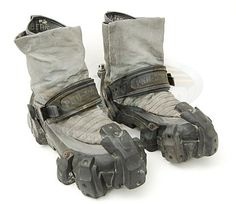 12 humans have walked on the Moon. These boot were worn by the last ... bce77001e