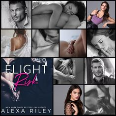 Flight Risk by Alexa Riley Good Romance Books, Romance Novels, Best Seller Libros, Love Good Morning Quotes, Babe Quotes, Reading Quotes, Book Aesthetic, Book Characters, Great Books