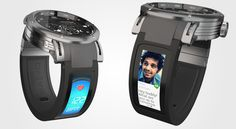 Strap with a display turns any analog watch into a smart one