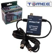 Brand NEW SNES / NES / Genesis Tomee 3-in-1 Universal RF Unit FREE SHIPPING