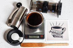 I finally have a piece of art from @_xpaulx_ to express what I think every time I celebrate #mondayaeropressclub - - - #coffee #coffeegram #specialtycoffee #manmakecoffee #manualbrew #v60 #kalita #frenchpress #chemex #siphon #barista #Masfotokopi #coffeeshots #pourovercoffee #drinkgoodcoffee #coffeesesh #alternativebrewing #baristadaily  #instacoffee #coffeedaily #madeincoffee #sipandgulp #brew #arkansas #arkansascoffee #hobikopi #manualbrewcommunity http://ift.tt/1U25kLY