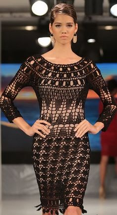 Free crochet patterns and video tutorials: Summer '16 Fashion Trends