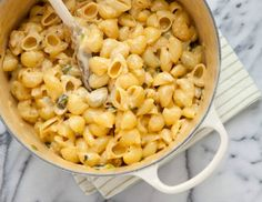Spicy Stove Top Mac and Cheese