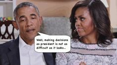 Øbama Discusses the Executive Decision… - GIF on Imgur