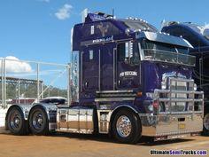 PIB Trucking K200 Big Cab Kenworth