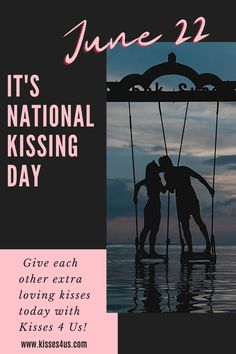 Give each other loving kisses from Kisses 4 Us on June 22nd to celebrate National Kissing Day! Creative Date Night Ideas, Romantic Date Night Ideas, Romantic Photos, Romantic Dates, Romantic Gifts, International Kissing Day, Date Night Ideas For Married Couples, Understanding Men, Relationship Blogs