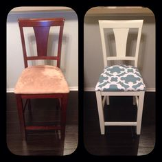 Diningroom Chair Makeover