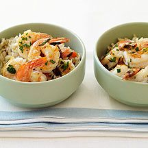 Sauteed Shrimp - Fresh lemon juice and dried seasonings provide simple yet wonderful flavor for this easy sauté. It's a tasty way to season many types of fish and seafood.