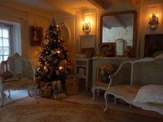 *♥ Atelier de Léa - Un Jour à la Campagne ♥*: Noël à la Villa des Roses