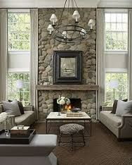 1000 Images About Fireplace With Glass Door Windows Either Side On Pinterest