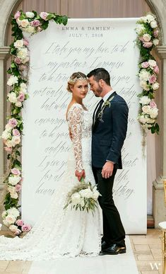 (Vows )digitally printed photo booth backdrop/ isle backdrop