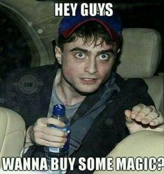 Harry Pusher