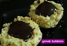 TARİF : Fındıklı Çikolatalı Kurabiye #yemekkulubum
