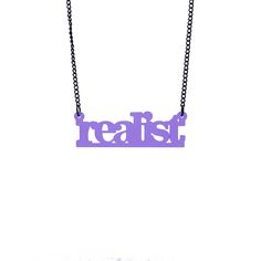 REALIST click for more colours - violet frost