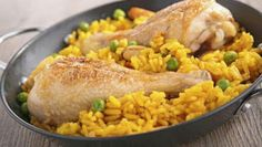 Cucinare che Passione: Paella di pollo