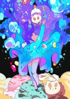 bee and puppycat | Tumblr