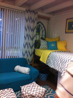 Emily's dorm!