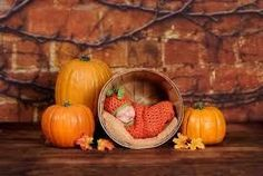 Happy Fall! I WISH I could do newborn photography like this!