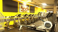 Spartacus is located on the ever popular Commercial Drive in Vancouver and offers a wide arrange of fitness equipment and group classes. Fitness Equipment, No Equipment Workout, Gym Club, Spartacus, Training Programs, Fun Workouts, Vancouver, Group