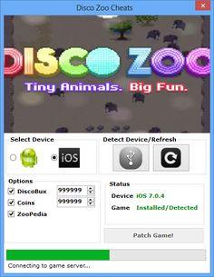 disco zoo hack