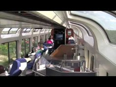 A breathtaking look at the views from the Sunset Limited on its route from Los Angeles to New Orleans. Thanks to bcanedy for uploading the video to YouTube!