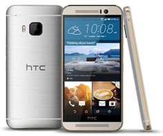 Buy HTC One M9 32GB Factory Unlocked GSM 4G LTE Octa-Core Android Smartphone w/ 20.7MP Camera - Silver/Rose Gold REFURBISHED for 279.98 USD | Reusell
