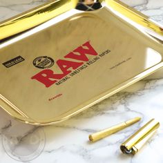 SMO King Gold G Tip X RAW Classic Black King Size Slim 12 Pack Bundle