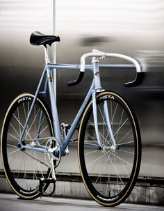 biking could be so simple and stylish