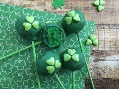 St. Patrick's Day Cake Pops – Super Pretty and Yummy