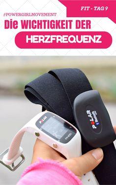 An eurer Herzfrequenz seht ihr, wie intensiv das Training ist. Je anstrengender das Training, desto schneller pumpt das Herz – die Herzfrequenz steigt und je nach Intensität greift euer Körper zu unterschiedlichen Energiequellen (Fett/Kohlenhydrate..). Es passiert sehr leicht, dass man entweder zu hart oder zu locker trainiert und deshalb keinen Trainingsfortschritt sieht – dafür gibt es dann die Herzfrequenzbereiche.