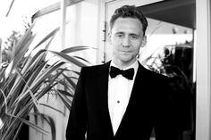 Dans les coulisses de Cannes 66ème Festival Cloture Lacteur Tom Hiddleston, à laffiche du film Only Lovers Left Alive, lors du cocktail Montblanc et Liberatum à la Terrasse Mouton Cadet